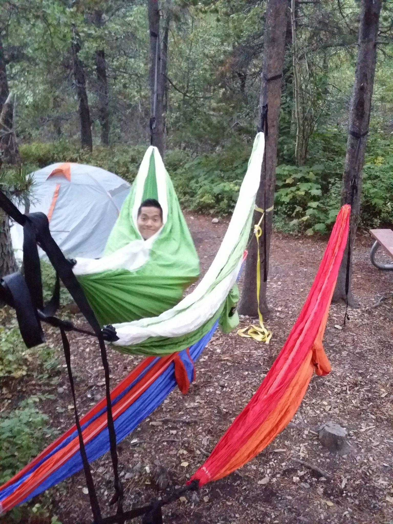 Glacier National Park Campground