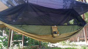 Skeeto Shield Bug Net Hammock mosquito net