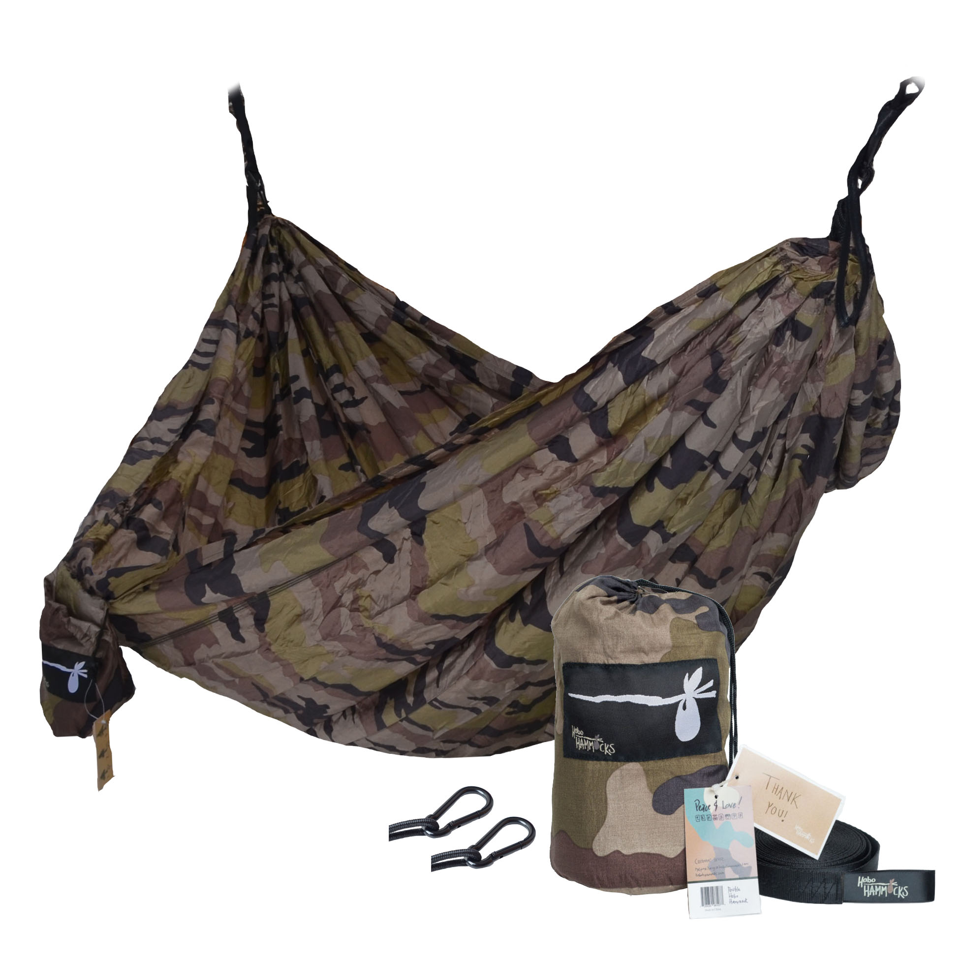 Medium image of camouflage hammock