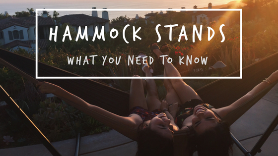 Portable Hammock Stands: What You Need To Know
