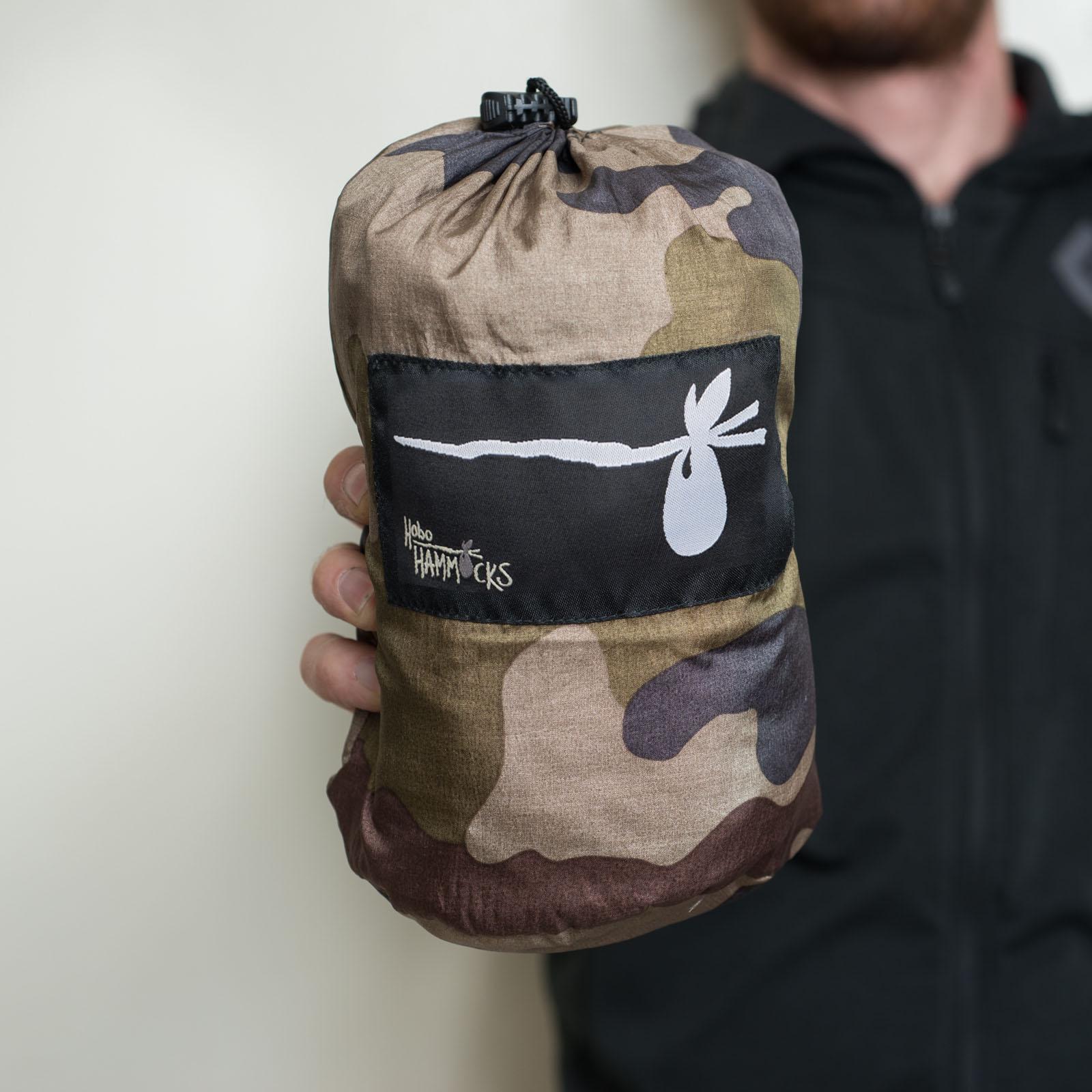 Camouflage Hammock