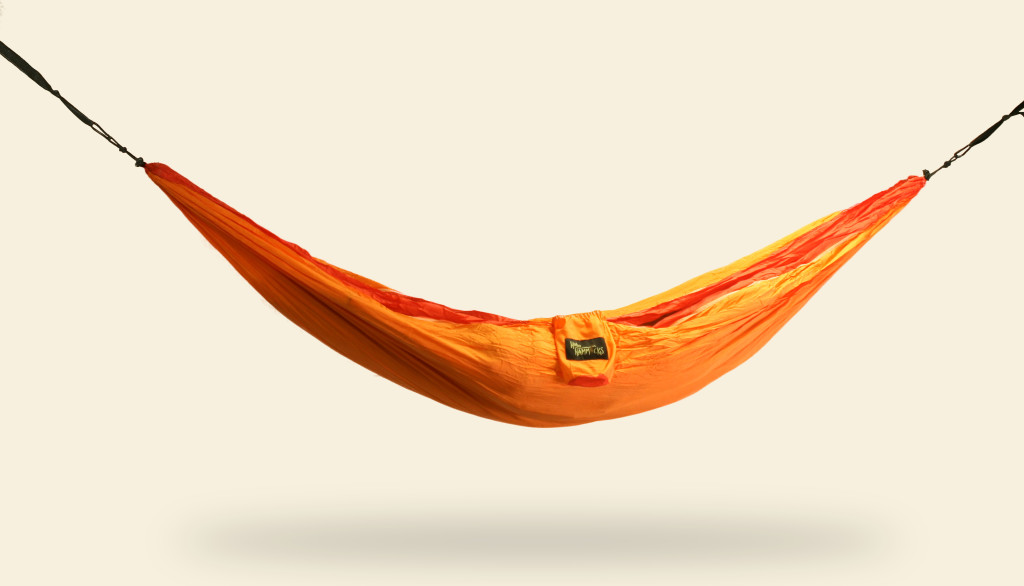 Red and Orange Hammock