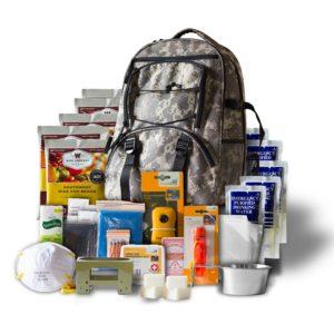 survival backpack